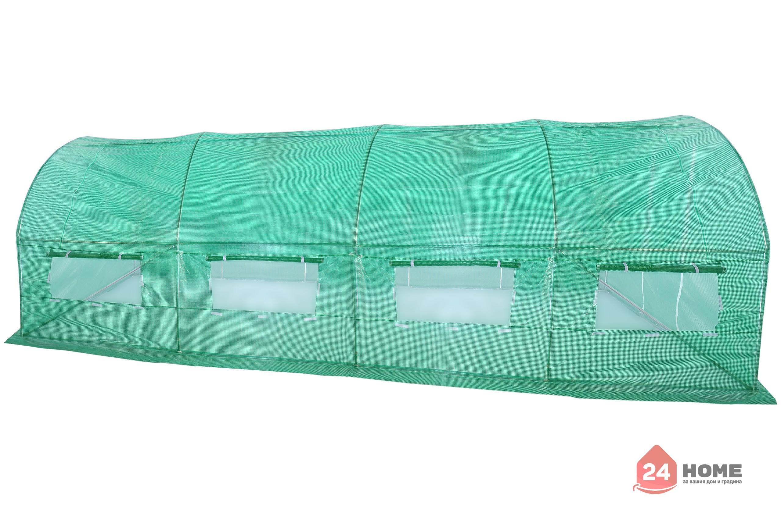 Оранжерия-Съни-армиран-полиетилен-18-кв-м-8