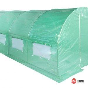 Оранжерия-Съни-армиран-полиетилен-18-кв-м-9