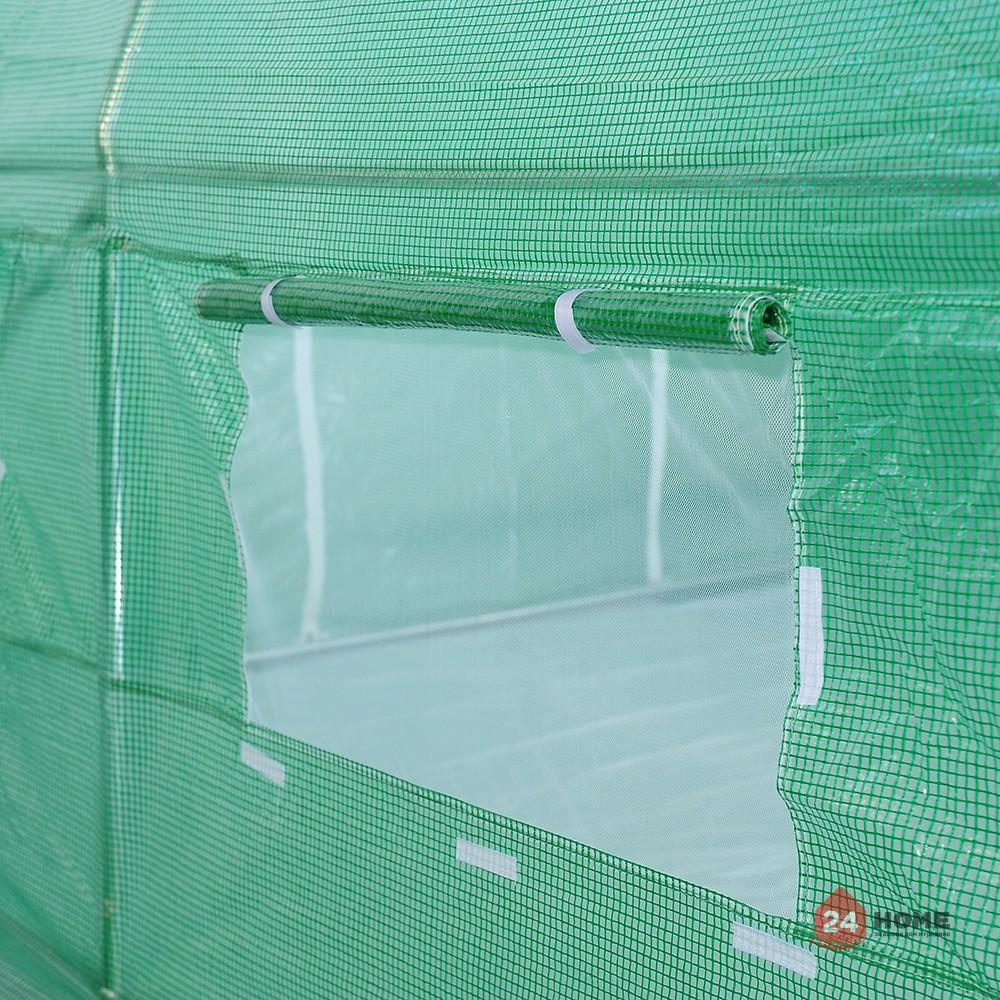 Оранжерия-Съни-армиран-полиетилен-13.5-кв-м-7