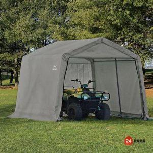 Навес за двор ShelterLogic 3х3 м 1