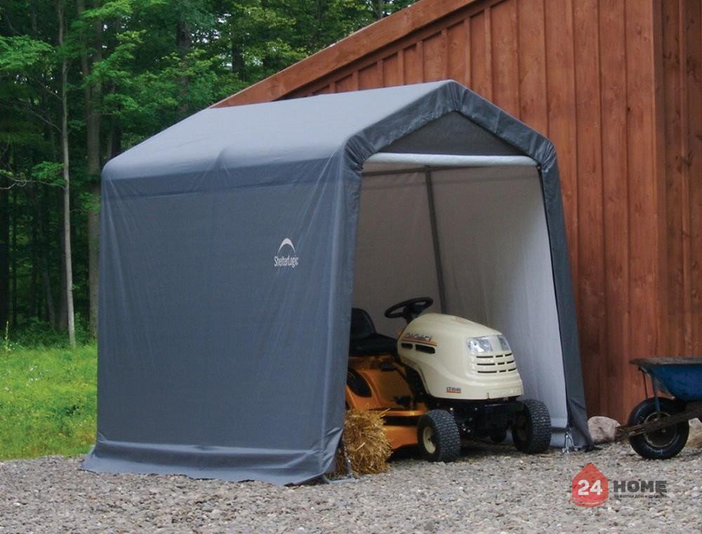 Навес за двор ShelterLogic 2.4x2.4 м