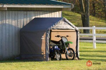 Навес за двор ShelterLogic 1.8x1.8 м
