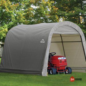 Навес за двор ShelterLogic 3×3 м, овален 1
