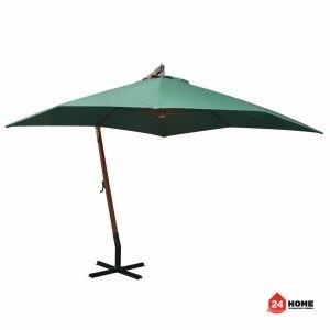 Висящ-чадър-за-слънце-300×300-см-SUNNY-зелен-5