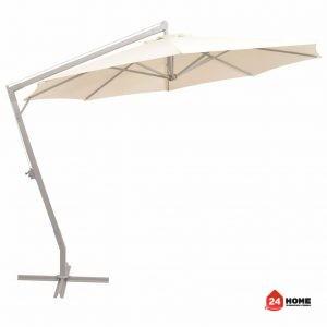 Висящ-чадър-за-слънце-350-см-алуминиев-пясъчен-SUNNY-7