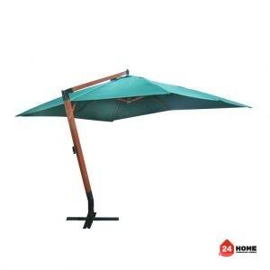 Свободновисящ чадър-за-слънце-300х400-см-зелен-SUNNY-4
