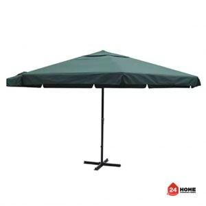 Чадър-за-слънце-500-см-алуминиев-прът-зелен-SUNNY-4