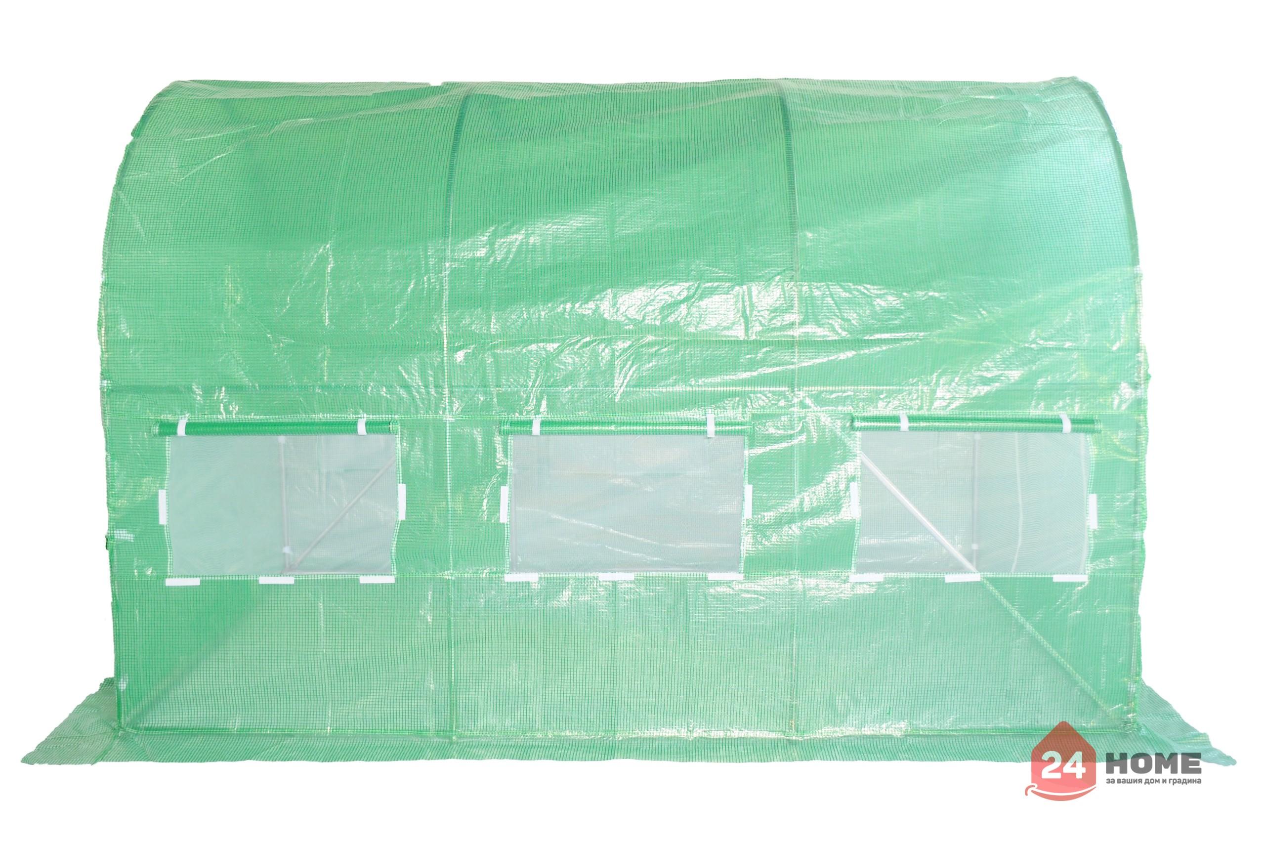 Оранжерия-Съни-армиран-полиетилен-8-кв-м-6