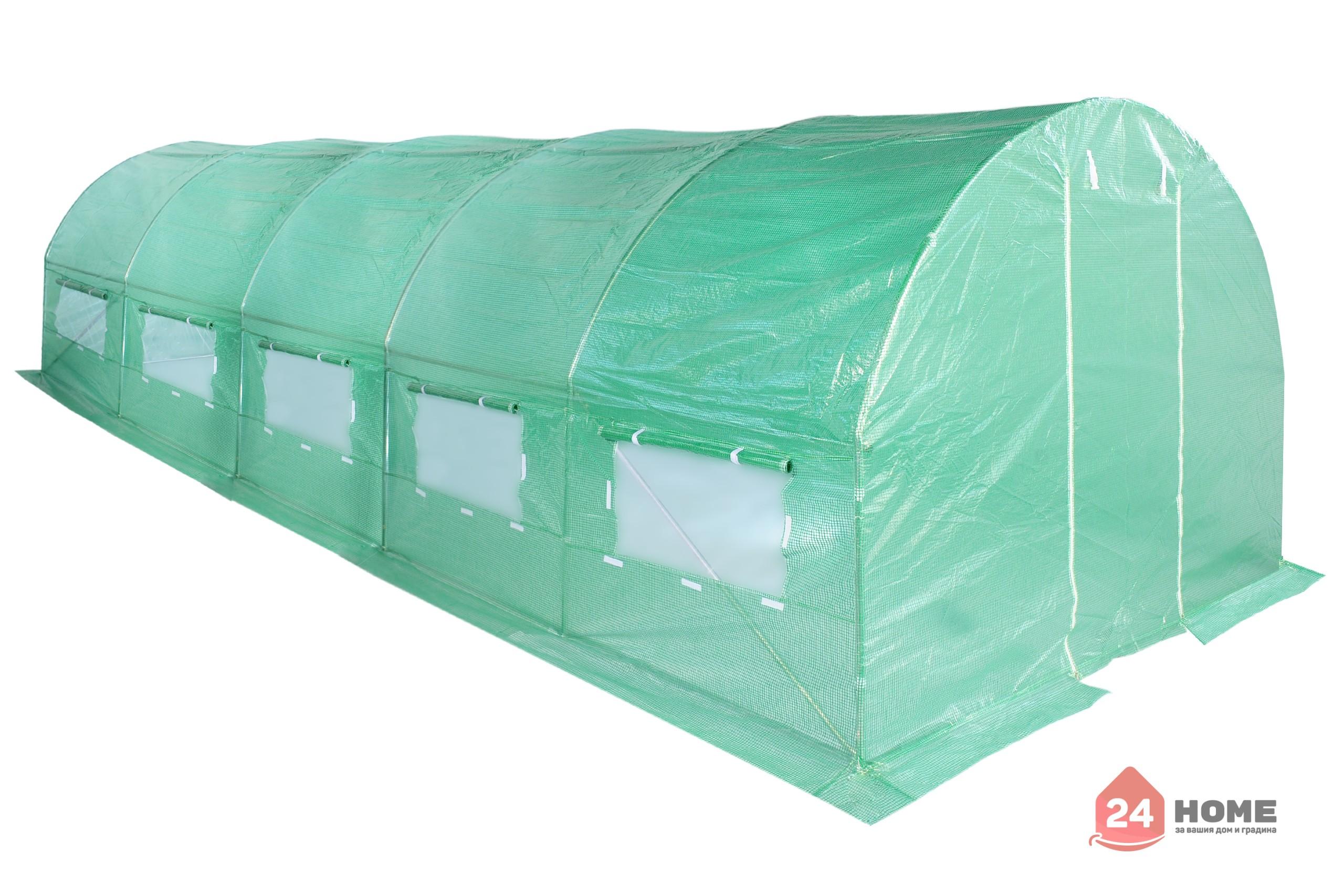 Оранжерия-Съни-армиран-полиетилен-24-кв-м-10