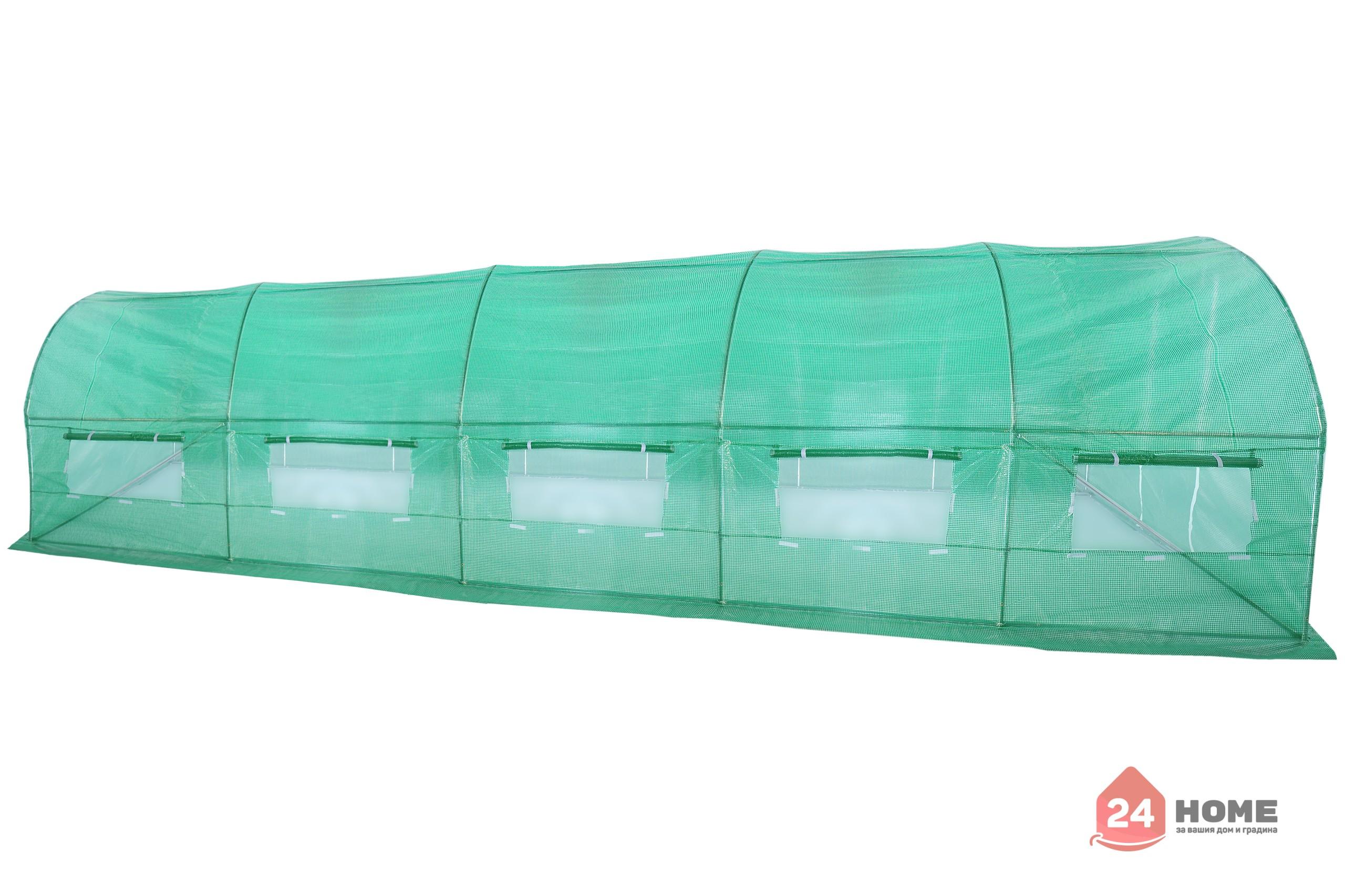 Оранжерия-Съни-армиран-полиетилен-24-кв-м-7.