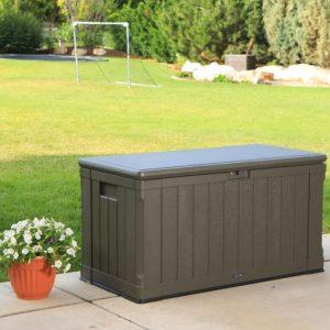 Градинска кутия за съхранение Lifetime Premium 440 л