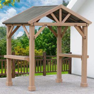 Westmann BBQ Holz пергола 174х245 см