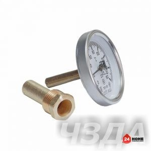 биметален-термометър