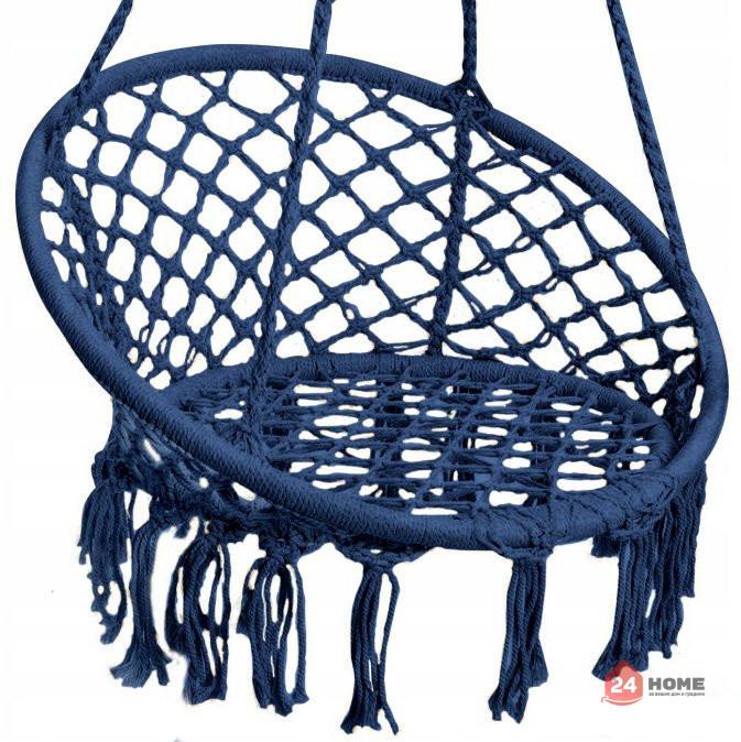 Висяща_градинска-люлка-щъркелово-гнездо-синя