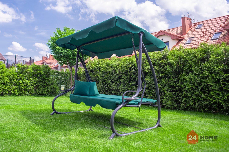 Градинска-люлка-триместна-регулируем-покрив-функция-легло-Relax-Plus-зелена-181_6