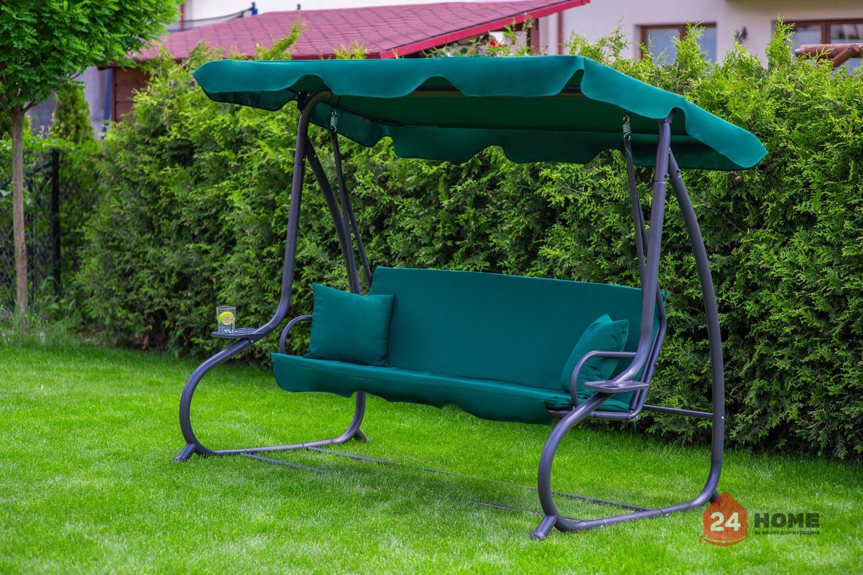 Градинска-люлка-триместна-регулируем-покрив-функция-легло-Relax-Plus-зелена-181_8