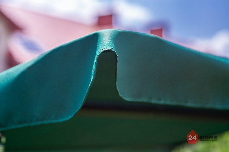 Градинска-люлка-триместна-регулируем-покрив-функция-легло-Relax-Plus-зелена-181_9