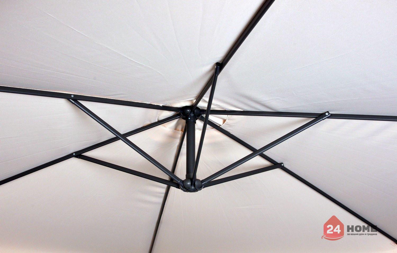 Свободновисящ-чадър-за-слънце-SUNNY-300-см-бежов-81_5
