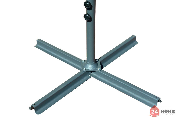 Свободновисящ-чадър-за-слънце-SUNNY-300-см-зелен-143_10