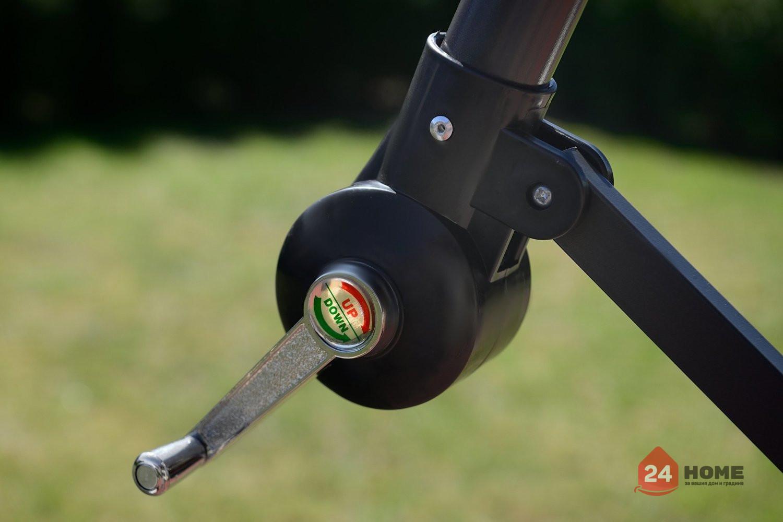 Свободновисящ-чадър-за-слънце-SUNNY-300-см-зелен-143_7