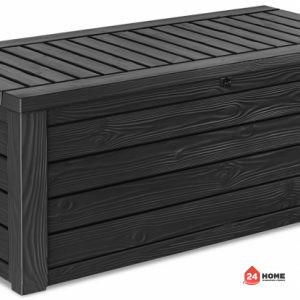 Градинска-кутия-за-съхранение-Westwood-графит-570L